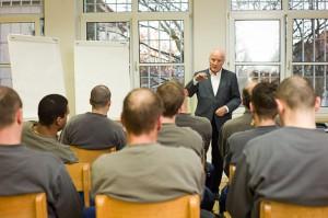 Unterricht im Gefängnis